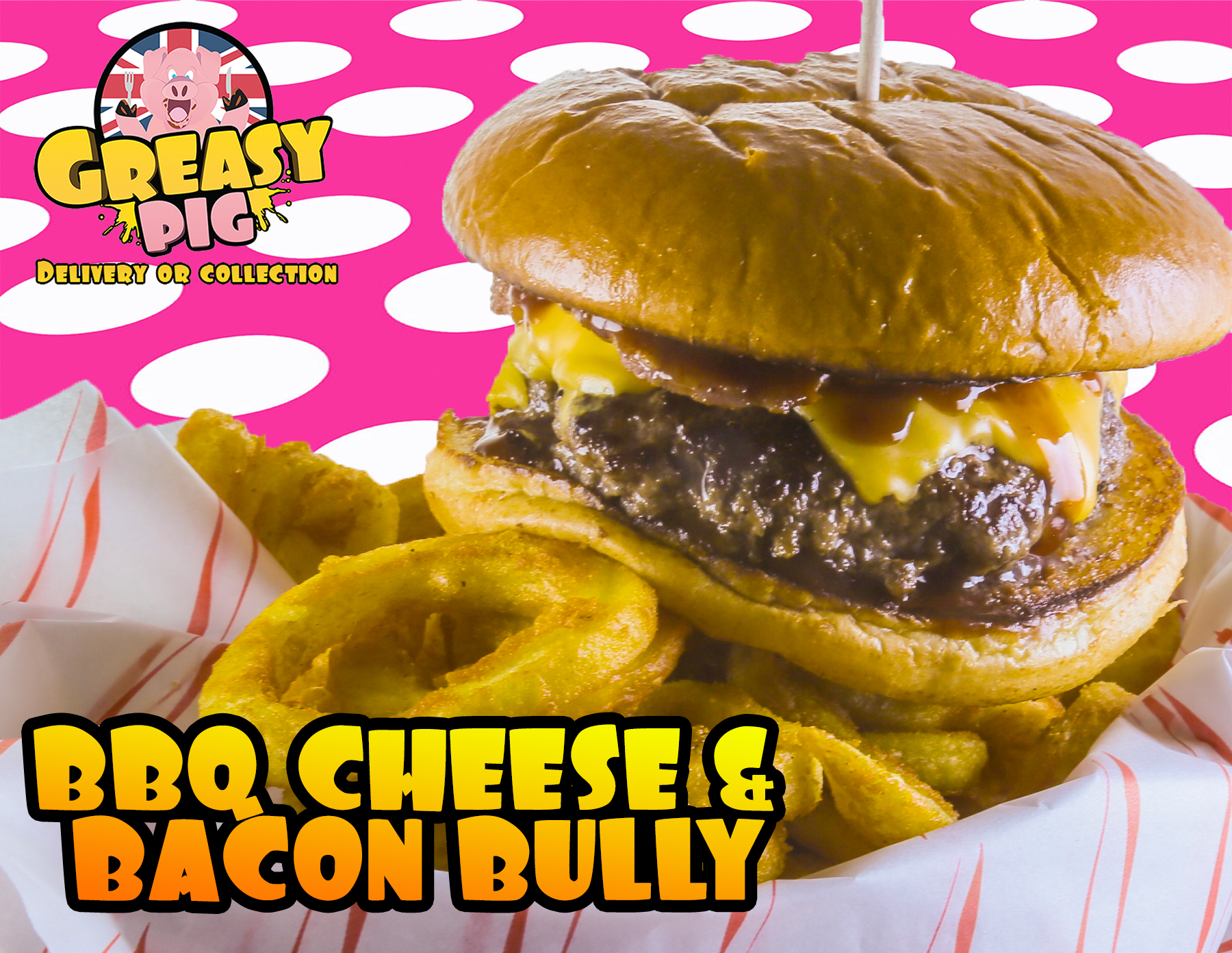 bbq cheese bacon bully
